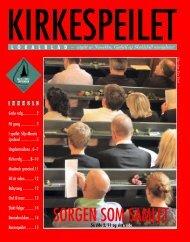 Kirkespeilet nr 2011-3 - Nesodden kirkelige fellesråd - Den norske ...