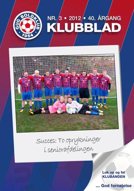klubblad 3 / 2012 - Gug Boldklub