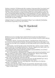 Dag 58: Hjardemål - Samlerens Bogklub