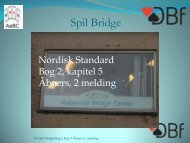 kapitel 5 - Aabenraa Bridge Center