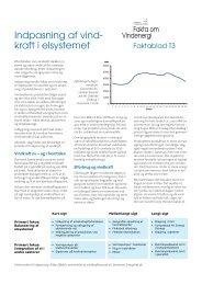 Faktablad T3 - Danmarks Vindmølleforening