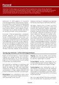 Efterretningsmæssig risikovurdering 2010 - Forsvarets ... - Page 5