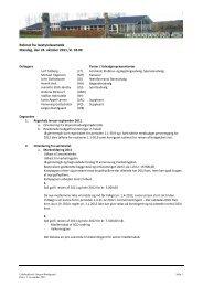 Referat fra bestyrelsesmøde Mandag, den 24. oktober 2011, kl. 18.00