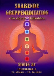 Download-fil: SKABENDE GRUPPEMEDITATION - Visdomsnettet