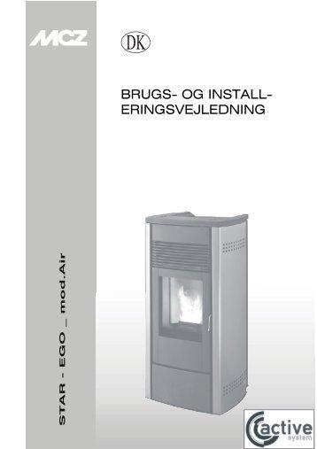 MCZ manual - Dansk VVS-Center