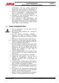 MCZ manual - Dansk VVS-Center - Page 7