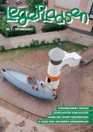 Nr. 3 – september 2007 - Dansk Legeplads Selskab