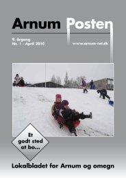 arnumposten2010-1 - Arnum Net