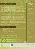 programmet her - Slow Food Lolland Falster - Page 2