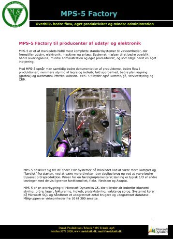 Læs mere om C5 Factory (pdf)