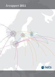 Nets årsrapport 2011 Danish