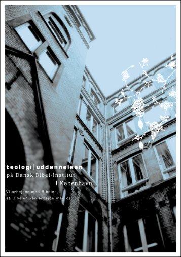 Kaldsfolder 3 InD - Dansk Bibel-Institut