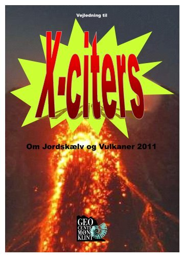 x-citers 23-9 - Geocenter Møns Klint