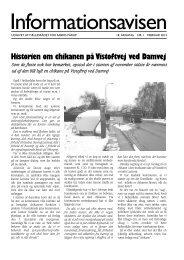Informationsavis nr. 1 februar 2013 - Faellesraad-Sabro-Faarup