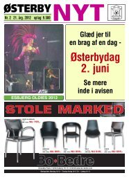 Østerby Nyt - Nr. 01-2009 - Esbjerg IF 92