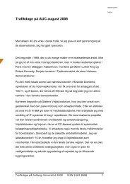 Refleksioner oven på 40 år i transportbranchen v ... - Trafikdage.dk