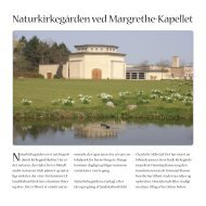 Naturkirkegården ved Margrethe-Kapellet - Skt. Nikolai Kirke, Holbæk