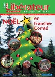Libérateur N° 171 : Noël en Franche Conté - La Croix Bleue