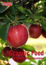 Se vores Kvalitetsbrochure - Scandic Food