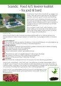 Se vores Kvalitetsbrochure - Scandic Food - Page 2