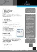 Microsoft Dynamics C5 Online Logistic - ProInfo A/S - Page 2