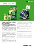 GP Batteries og belysning - dj tools - Page 4