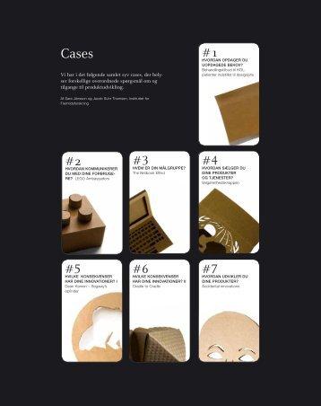 Syv cases - Instituttet for Fremtidsforskning