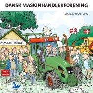 90 års jubilæumsbog - Dansk Maskinhandel