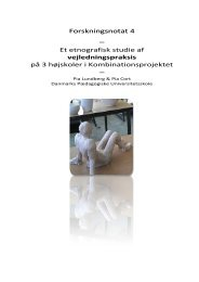 Forskningsnotat 4 - FFD.dk