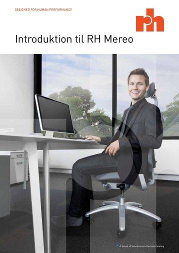 RH Mereo brochure - RH Stolen