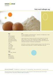 Paté med indbagte æg - SEAS-NVE