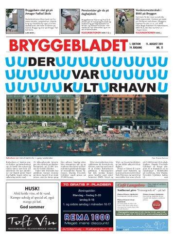 Nr. 11-2011 - Bryggebladet