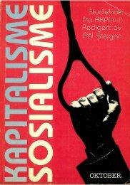 Kapitalisme Sosialisme - Radikal Front