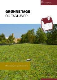 Grønne taGe og taghavEr - Phønix Tag Materialer