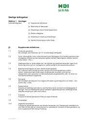 Forsikring af varelager - Assure A/S
