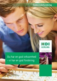 Brochure - HDI-Gerling