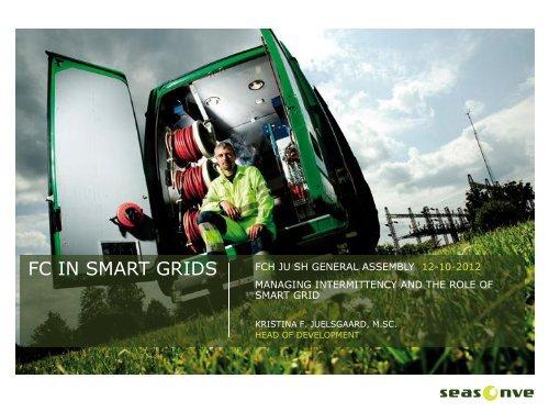 Smart grid - FCH JU