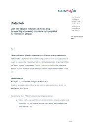 DataHub - Ninas blog - Energinet.dk