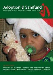 Hjælp - Adoption og Samfund