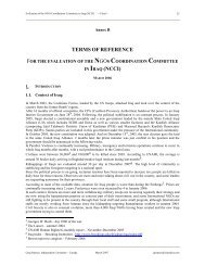 Terms of reference - alnap