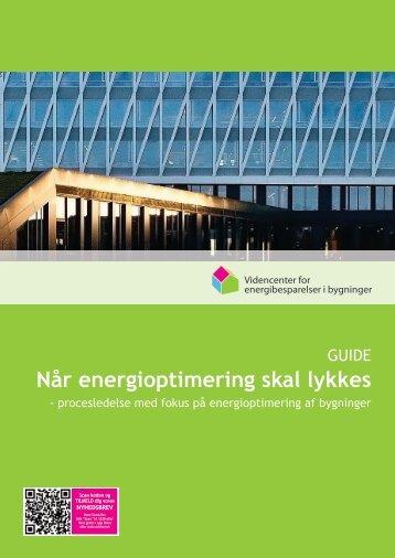 Når energioptimering skal lykkes - Best Energy Project