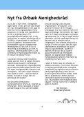 Sognehuset – lidt om det praktiske! - Ørbæk Kirke - Page 4