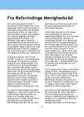 Sognehuset – lidt om det praktiske! - Ørbæk Kirke - Page 6