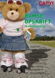 bAMSE- OPSKRIFT - CA a-kasse