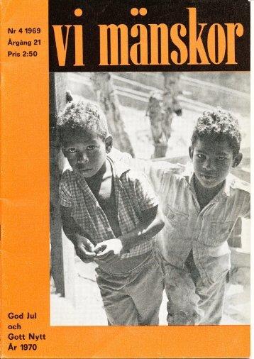1969/4 - Vi Mänskor