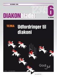 DIAKONblbladet - Diakonforbundene i Danmark