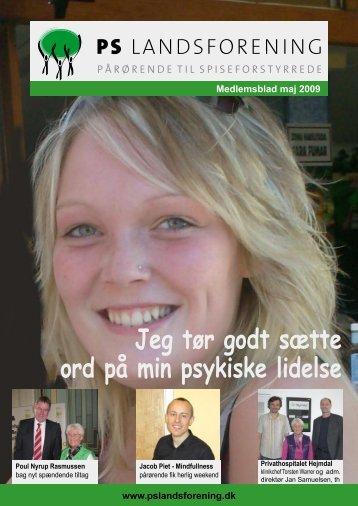 ps landsforenings medlemsblad maj 2009
