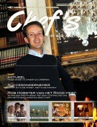 Chefs magazine - Uitgeverij Vizier