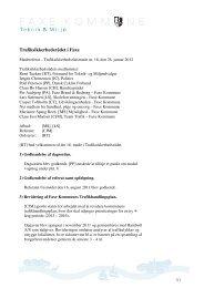 Mødereferat 26.01.2012 - Faxe Kommune