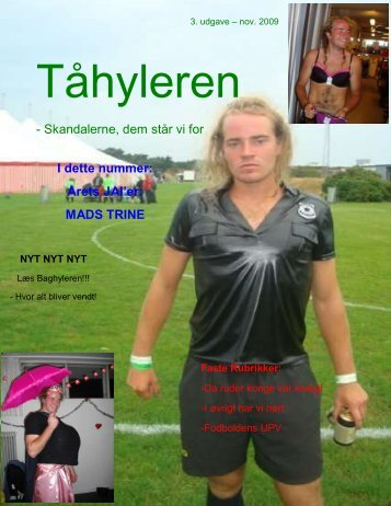 Tåhyleren - JAI fodbold